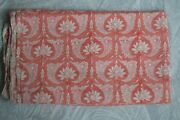 Indian Floral Print Dressmaking Cotton Fabric Hand Block Print_700 By 500 Yard