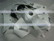 Fairing Plastic Fit For 2005 2006 Cbr600rr F5 Abs Injection Pearl White Z126