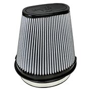 Air Filter Magnum Flow Pro Dry S Oval Tapered Gray Air Filter 7.75 Fil X 5.75