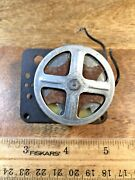 Old Unmarked Clock Rotor Untested For Parts/repair K1692