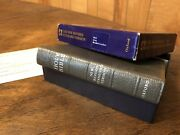Oxford Nrsv Pocket Compact Bible New Revised Standard Version 9611 Gray Leather