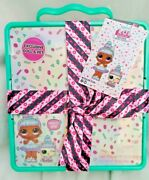 Lol Surprise Deluxe Present Surprise With Sprinkles Doll And Pet Limited Edition