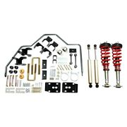 For Ram 1500 11-18 Belltech 2 X 4 Front And Rear Handling Plus Lowering Kit