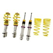 For Audi A4 17-18 Coilover Kit 1.6-2.6 X 1.6-2.6 V1 Inox-line Front And Rear