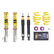 For Volvo S60 02-09 Coilover Kit 1.4-2.5 X 1.2-2.5 V2 Inox-line Front And Rear