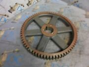 Browning Ncs6p72 12.33 Od 72 Teeth Cast Iron Spur Gear