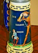 And039david And Goliathand039 The Classic By Mettlach / Villeroy And Boch - Mint Condition