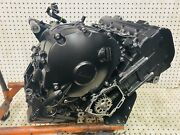 2009 Yamaha R1 Replacement Engine Motor Block Assembly 7923 Miles 12420
