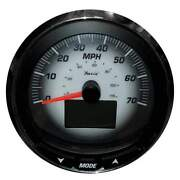 Faria 5 Muktifunction Gauge 70 Mph Lcd Without Pp Depth Black Mgs023