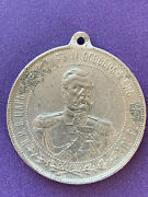 Russia Emperor Alexander Ii 25 Years Of Liberation Bulgaria From Turks 1902 Rare