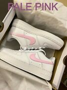 Pink Blue Yellow White Purple Orange Green Black Air Force 1s Trainers Custom Af