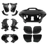Inner Outer Fairings Air Duct Storage Glove Box Fit For Harley Road Glide 15-20
