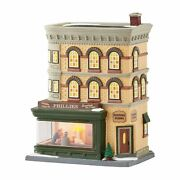 Department 56 Christmas In The City Nighthawks 4050911 Retired