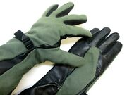 Military Fuel Handler Glove Chemical Gloves Masley Black/green X-large Gore-tex