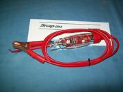 New Snap-onandtrade Eect424hd 24 V Circuit Continuity Tester In Open Box Unused