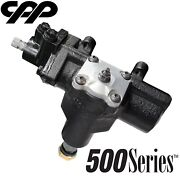 1959-1976 Cadillac Caddy Cpp 500 Series Quick Ratio Power Steering Gear Box New