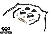 1978-87 Gm G-body Cpp Pro Touring High Clearance 1 1/4 Rear Adj Sway Bar Kit