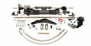 1955-57 Ford Thunderbird Unisteer Rack And Pinion Power Steering Conversion Kit