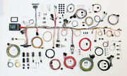 1963-67 Chevy Corvette American Autowire Classic Update Wiring Harness 510612