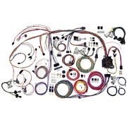 70-72 Chevy Monte Carlo Classic Update American Autowire Wire Harness Kit 510336