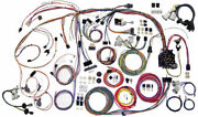 53-62 Chevy Corvette Classic Update American Autowire Wiring Harness Kit 510267