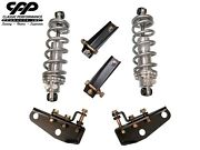 1963-72 Chevy C10 Truck Cpp Viking Rear Coilover Conversion Kit 5 - 6 Drop