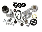 Holley 20-136 Ls / Lt Complete Accessory Drive Kit