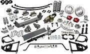 1948-52 Ford F-1 F1 1/2 Ton Truck Ultimate Performance Package Mustang Ii Ifs