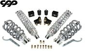 64-67 Chevy Chevelle Coilover Conversion Kit Viking 350lb Double Adjustable F/r