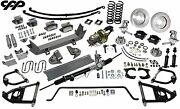 1953-56 Ford F-100 1/2 Ton Truck Ultimate Performance Package Mustang Ii Ifs