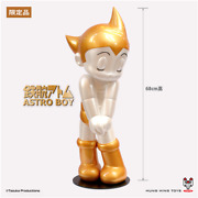 Hhtoys Astro Boy Shy Version Frp H27inch Limited Edition Statue