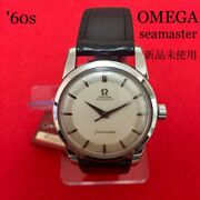 Omega Seamaster Super Rare Watches Automatic Winding Vintage Antique From Japan