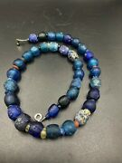 Old Ancient Antique Ancient Romanand039s Glass Beads Rare Items