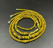Old Ancient Antique Egyptian Glass Jewelry Beads Of Ancient Roman Antiquity