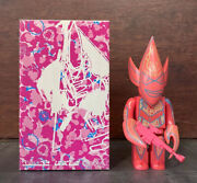 Futura Unkle Kubrick 400 Collection Limited Edition Figures