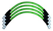 Qty4 Vbl4-9g 4 Gauge Awg 9 Cable 100 Ofc Wire For Overland Van Truck