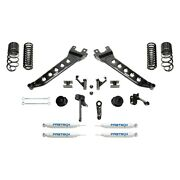 For Ram 2500 14-18 Fabtech 5 X 2 Radius Arm Front And Rear Suspension Lift Kit