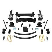 For Toyota Tacoma 2015 Fabtech 6 X 3-4 Basic Front And Rear Suspension Lift Kit
