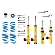 For Volkswagen Gti 15-19 Coilover Kit 1.2-2 X 1.2-2 B16 Series Damptronic