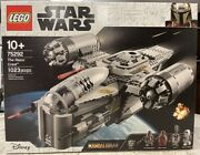 Lego Star Wars The Mandalorian 75292 The Razor Crest New Sealed - In Hand
