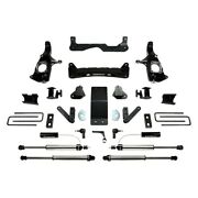 For Chevy Silverado 3500 Hd 11-18 4 X 2 Basic Front And Rear Suspension Lift Kit