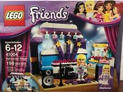 Lego Friends Stephanie's Rehearsal Stage- 41004 - New- Unopened Box