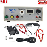 Mes Tl-weld Thermocouple Welding Machine Butt Welder For Weld Temperature Wire