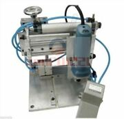 Small Size Pneumatic Bending Slot Cutting Machine Tools For Metal Channel Let Hi