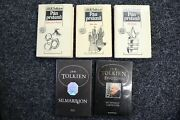 Rare Czech Books - Lord Of The Ring All Tree Books 1st Issue