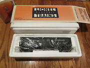 Lionel Trains Baltimore And Ohio Hopper Car- Die Cast Box Car New W/outer Box