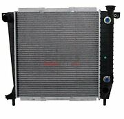 New Radiator With Short Outlet Fits 1985-1994 Ford Ranger Fotz8005aa Fo3010162
