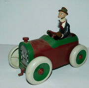 Neat Vintage Cast Iron Arcade Mfg Freeport Il Andy Gump Car By Sidney Smith Corp