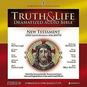Truth And Life Dramatized Audio Bible New Testament By Zondervan Staff 2010,