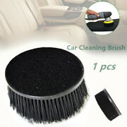 1×portable Car Suv Cleaning Supplies Car Seat Covers Beauty Cleaning Tools Brush